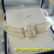 米珠图片八-- 珍珠手链SL010-1