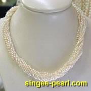 米珠图片五-- 珍珠项链XL010-2