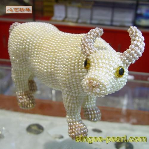 (水牛)珍珠工艺品GYP018-1
