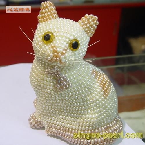 (猫)珍珠工艺品GYP018-9